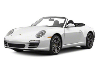 GT Silver Metallic 2010 Porsche 911 Pictures 911 Cabriolet 2D Turbo AWD photos front view