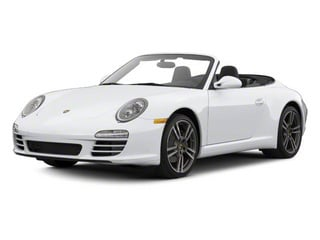 Arctic Silver Metallic 2010 Porsche 911 Pictures 911 Cabriolet 2D 4 AWD photos front view