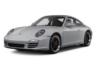Arctic Silver Metallic 2010 Porsche 911 Pictures 911 Coupe 2D 4S AWD photos front view