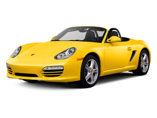 Speed Yellow 2010 Porsche Boxster Pictures Boxster Roadster 2D photos front view