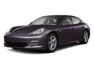 Amethyst Metallic 2010 Porsche Panamera Pictures Panamera Hatchback 4D Turbo AWD photos front view