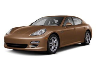 Cognac Metallic 2010 Porsche Panamera Pictures Panamera Hatchback 4D Turbo AWD photos front view