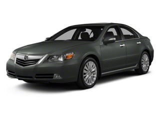 Graphite Luster Metallic 2011 Acura RL Pictures RL Sedan 4D Technology photos front view