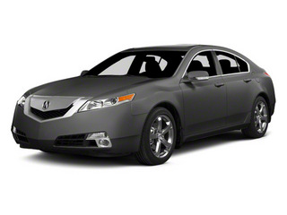 Polished Metal Metallic 2011 Acura TL Pictures TL Sedan 4D Technology photos front view