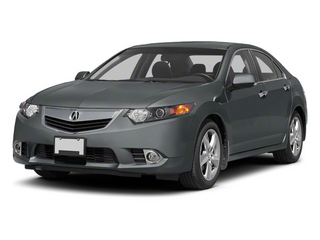Graphite Luster Metallic 2011 Acura TSX Pictures TSX Sedan 4D photos front view