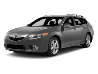 Graphite Luster Metallic 2011 Acura TSX Sport Wagon Pictures TSX Sport Wagon 4D photos front view