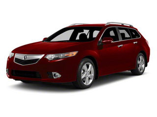 Basque Red Pearl 2011 Acura TSX Sport Wagon Pictures TSX Sport Wagon 4D Technology photos front view