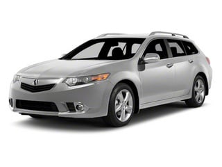 Forged Silver Metallic 2011 Acura TSX Sport Wagon Pictures TSX Sport Wagon 4D photos front view