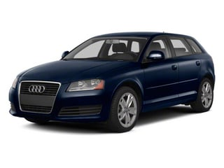 Deep Sea Blue Pearl 2011 Audi A3 Pictures A3 Hatchback 4D TDI photos front view