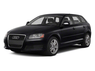 Brilliant Black 2011 Audi A3 Pictures A3 Hatchback 4D TDI photos front view