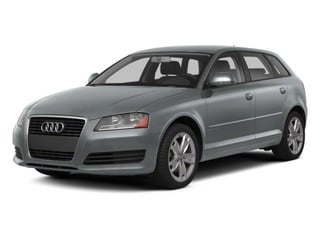 Monza Silver Metallic 2011 Audi A3 Pictures A3 Hatchback 4D TDI photos front view
