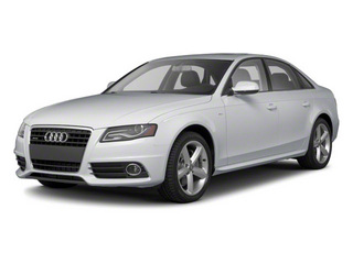 Ice Silver Metallic 2011 Audi A4 Pictures A4 Sedan 4D 2.0T Quattro photos front view