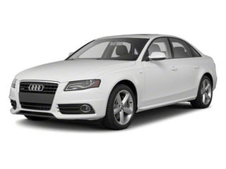 Ibis White 2011 Audi A4 Pictures A4 Sedan 4D 2.0T Quattro photos front view