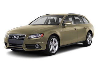 Dakar Beige Metallic 2011 Audi A4 Pictures A4 Wagon 4D 2.0T Quattro Premium Plus photos front view