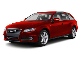 Misano Red Pearl 2011 Audi A4 Pictures A4 Wagon 4D 2.0T Quattro Prestige photos front view