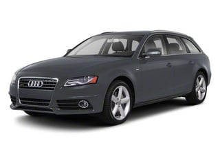Quartz Gray Metallic 2011 Audi A4 Pictures A4 Wagon 4D 2.0T Quattro Prestige photos front view