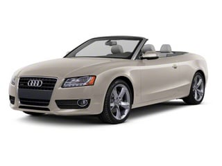 Arum Beige Metallic 2011 Audi A5 Pictures A5 Convertible 2D Prestige photos front view