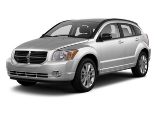 Bright Silver Metallic 2011 Dodge Caliber Pictures Caliber Wagon 4D Rush photos front view