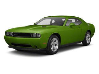 Green With Envy 2011 Dodge Challenger Pictures Challenger Coupe 2D SRT-8 photos front view