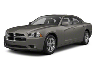 Tungsten Metallic 2011 Dodge Charger Pictures Charger Sedan 4D R/T AWD photos front view