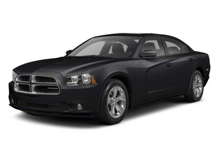 Pitch Black 2011 Dodge Charger Pictures Charger Sedan 4D R/T AWD photos front view