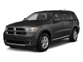 Dark Charcoal Pearl 2011 Dodge Durango Pictures Durango Utility 4D Crew 2WD photos front view