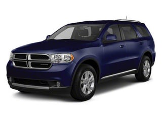 Blackberry Pearl 2011 Dodge Durango Pictures Durango Utility 4D Crew 2WD photos front view