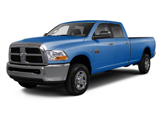 Deep Water Blue Pearl 2011 Ram Truck 2500 Pictures 2500 Crew Power Wagon 4WD photos front view