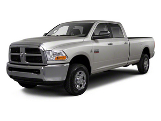 Mineral Gray Metallic 2011 Ram Truck 2500 Pictures 2500 Crew Power Wagon 4WD photos front view