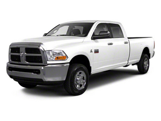 Bright Silver Metallic 2011 Ram Truck 2500 Pictures 2500 Crew Power Wagon 4WD photos front view