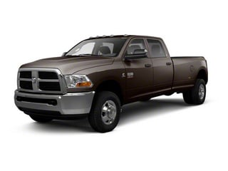 Rugged Brown Pearl 2011 Ram Truck 3500 Pictures 3500 Crew Cab Longhorn 4WD photos front view