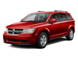 Deep Cherry Red Crystal Pearl 2011 Dodge Journey Pictures Journey Utility 4D Mainstreet AWD photos front view