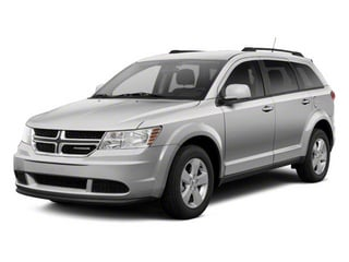 Bright Silver Metallic 2011 Dodge Journey Pictures Journey Utility 4D Mainstreet AWD photos front view