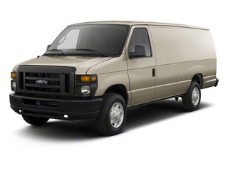 Pueblo Gold 2011 Ford Econoline Wagon Pictures Econoline Wagon Super Duty Extended Wagon XLT photos front view