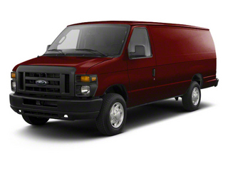 Royal Red Metallic 2011 Ford Econoline Wagon Pictures Econoline Wagon Super Duty Extended Wagon XLT photos front view