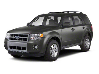Sterling Grey Metallic 2011 Ford Escape Pictures Escape Utility 4D XLT 4WD (V6) photos front view
