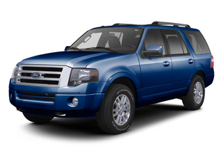 Dark Blue Pearl Metallic 2011 Ford Expedition Pictures Expedition Utility 4D King Ranch 2WD photos front view