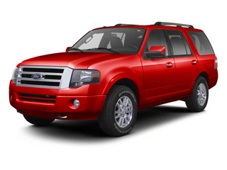 Vermillion Red 2011 Ford Expedition Pictures Expedition Utility 4D XL 2WD photos front view