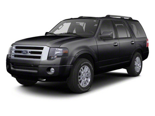 Black 2011 Ford Expedition Pictures Expedition Utility 4D King Ranch 2WD photos front view