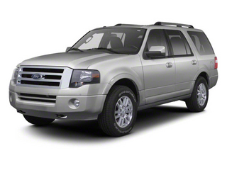 Ingot Silver Metallic 2011 Ford Expedition Pictures Expedition Utility 4D XL 2WD photos front view
