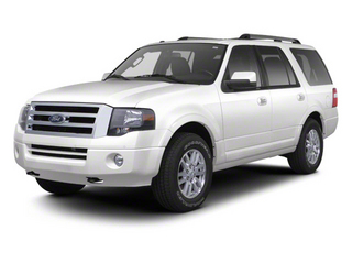 Oxford White 2011 Ford Expedition Pictures Expedition Utility 4D XL 2WD photos front view