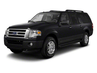 Tuxedo Black Metallic 2011 Ford Expedition EL Pictures Expedition EL Utility 4D XL 4WD photos front view