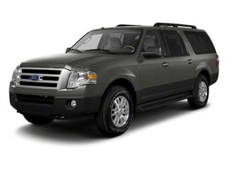 Sterling Grey Metallic 2011 Ford Expedition EL Pictures Expedition EL Utility 4D XL 4WD photos front view