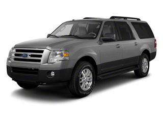 Ingot Silver Metallic 2011 Ford Expedition EL Pictures Expedition EL Utility 4D XL 4WD photos front view