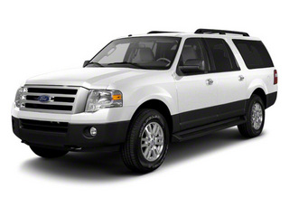 Oxford White 2011 Ford Expedition EL Pictures Expedition EL Utility 4D XL 4WD photos front view