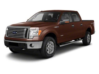 Golden Bronze Metallic 2011 Ford F-150 Pictures F-150 SuperCrew King Ranch 2WD photos front view