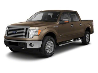 Pale Adobe Metallic 2011 Ford F-150 Pictures F-150 SuperCrew XLT 2WD photos front view