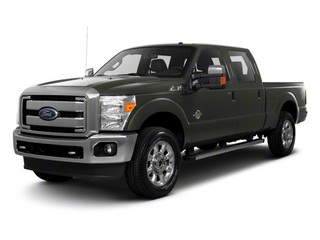 Sterling Gray Metallic 2011 Ford Super Duty F-250 SRW Pictures Super Duty F-250 SRW Crew Cab XLT 2WD photos front view