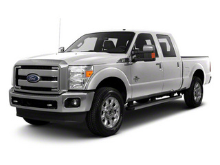 Oxford White 2011 Ford Super Duty F-250 SRW Pictures Super Duty F-250 SRW Crew Cab XLT 2WD photos front view
