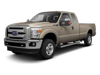 Pale Adobe Metallic 2011 Ford Super Duty F-250 SRW Pictures Super Duty F-250 SRW Supercab XL 2WD photos front view